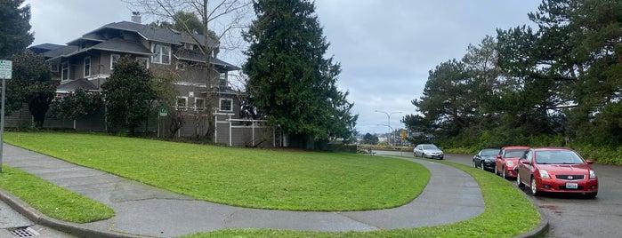 Harvard-Miller/Roanoke Annex is one of Seattle's 400+ Parks [Part 1].