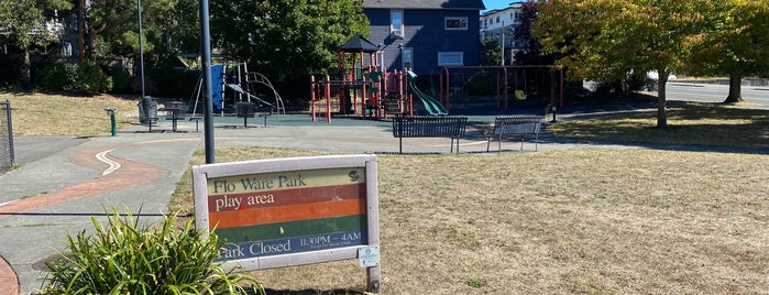 Flo Ware Park is one of Seattle's 400+ Parks [Part 1].
