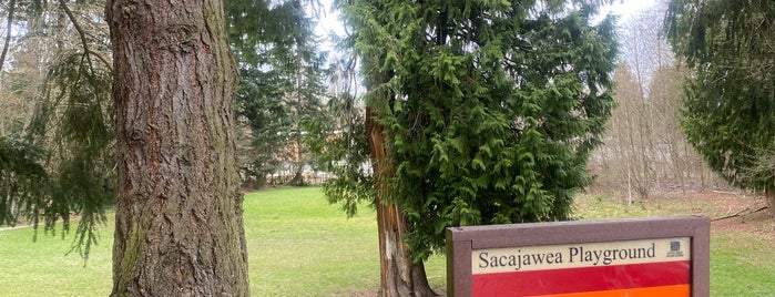 Sacajawea Playground is one of Seattle's 400+ Parks [Part 2].