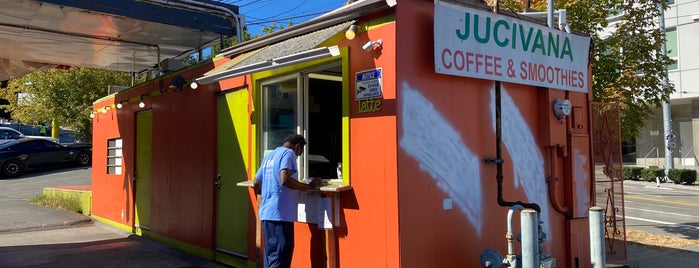 Jucivana Coffee is one of Juice Bars & Tea Houses.