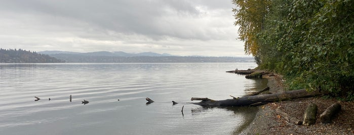 Chinook Beach Park is one of Seattle's 400+ Parks [Part 2].