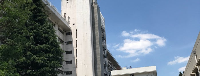 東京慈恵会医科大学附属第三病院 is one of สถานที่ที่ モリチャン ถูกใจ.