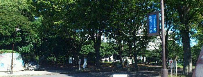駒沢緑泉公園 is one of せたがや百景 100 famous views of Setagaya.