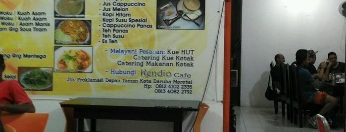 Taman dan Air Mancur Pusat Kota Morotai is one of Onnie 님이 좋아한 장소.