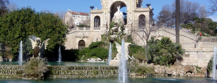 Parc de la Ciutadella is one of Angels 님이 좋아한 장소.