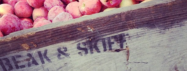 Beak And Skiff Apple Farm is one of Upstate NY 2017.