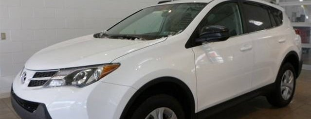 Ken Ganley Toyota is one of places I recommend.