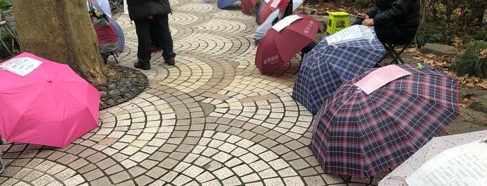 Blind Date Corner aka Marriage Market is one of Shanghai.