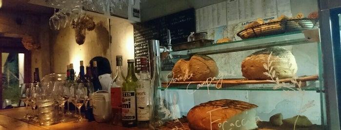cuisine et vin aruru is one of TK.