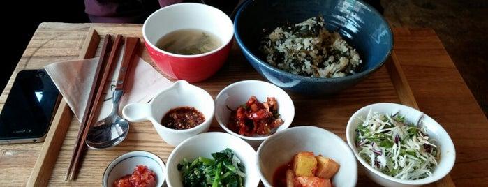 밥플러스 is one of Korean.