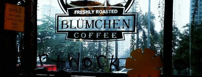 Blümchen Coffee is one of Specialty Coffee in Jakarta.
