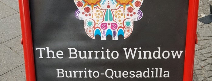 The Burrito Window is one of Stefan : понравившиеся места.
