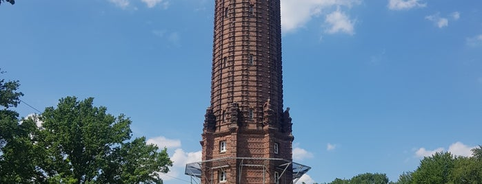 Wasserturm Jungfernheide is one of Thilo : понравившиеся места.