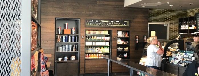 Starbucks is one of Jason : понравившиеся места.