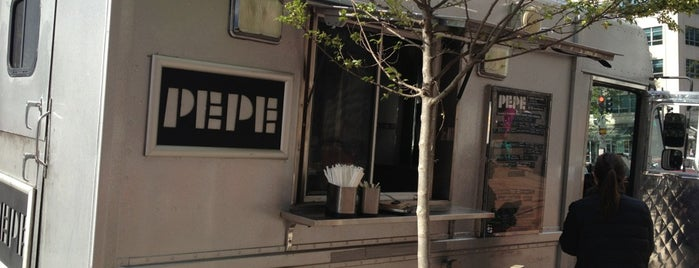 Pepe Food Truck [José Andrés] is one of DC Bucket List.