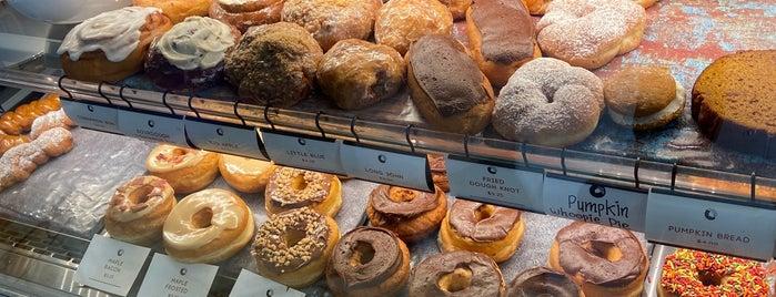 Good Company Doughnuts & Cafe is one of Posti salvati di Rachel.