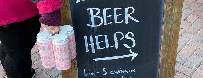 The Brew Shop is one of สถานที่ที่ Wallace ถูกใจ.