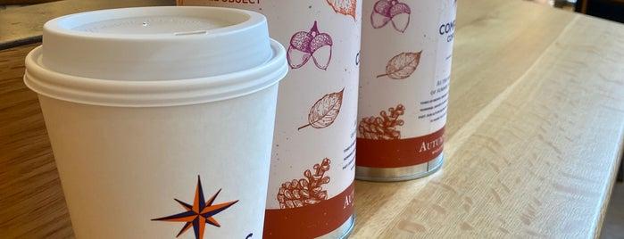 Compass Coffee is one of Tempat yang Disukai Adrian.
