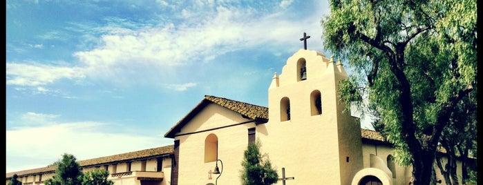 Old Mission Santa Inés is one of Santa Barbara.