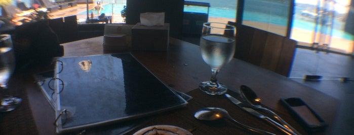 Baya Resto Lounge is one of Tempat yang Disukai Elaine.