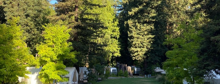 AutoCamp Russian River is one of Weekend Getaways.