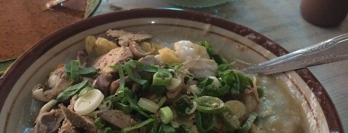Bubur Ayam Special BEJO is one of Cinta'nın Beğendiği Mekanlar.