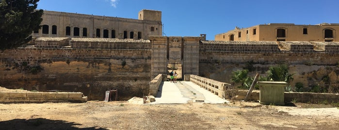 Fort Chambray is one of Malta.