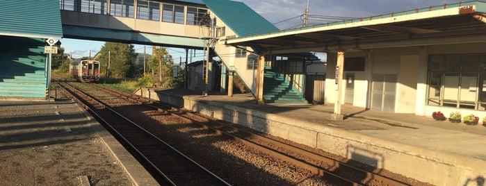 清里町駅 is one of JR 홋카이도역 (JR 北海道地方の駅).
