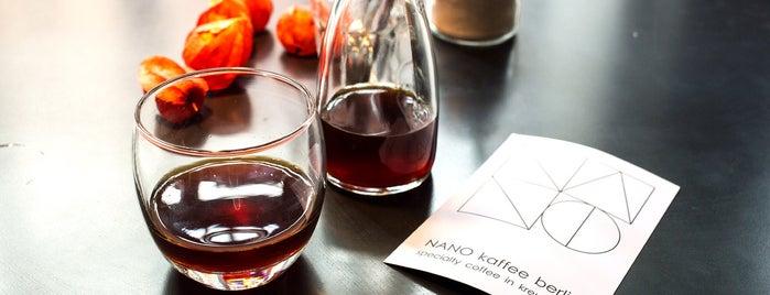 Nano Kaffee is one of TLGG.