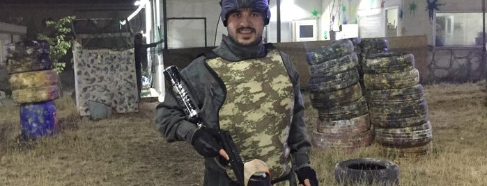 Avrasya Paintball & Go Kart is one of Yurt.