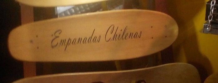 Empanada Chilena - República is one of Espanhola/Sul-americana.