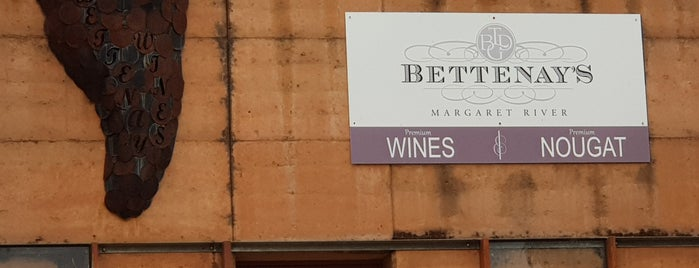 Bettany Wines & Margaret River Nougat is one of Marie 님이 좋아한 장소.