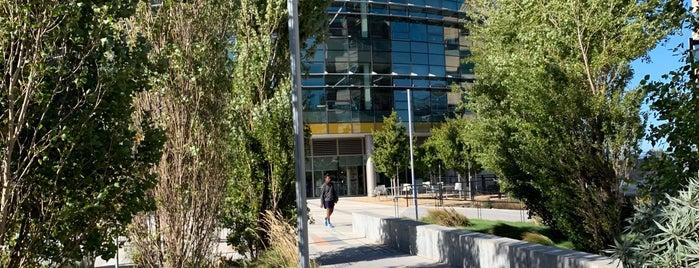 Genentech - Building 34 is one of Lugares favoritos de Kemal.