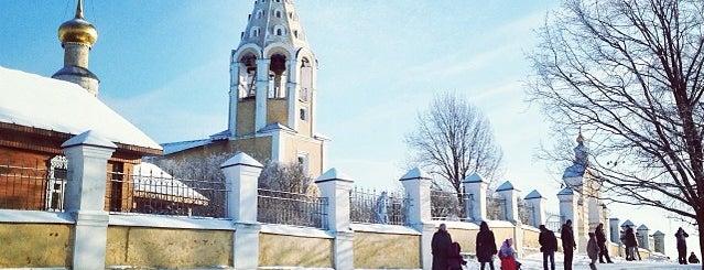 Церковь Рождества Пресвятой Богородицы is one of РУСЬ.