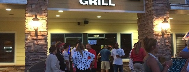 LoudMouth Grill is one of Orlando Eats.