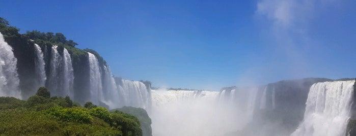 Cataratas do Iguaçu is one of Foz do Iguaçu.