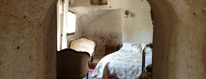 Arif Cave Hotel is one of Terrific Turkey.