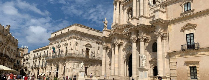 Piazza Duomo is one of Sights & Bites of Sicily!.