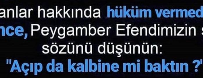 Onhann Otel is one of Posti che sono piaciuti a Özgür.
