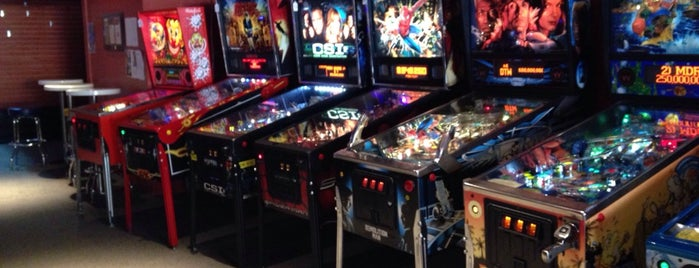 Modern Pinball NYC is one of The Geek Guide to NY Comic Con & NY Super Week.