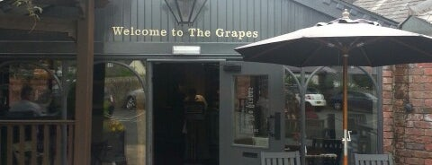 The Grapes is one of Lugares favoritos de Jason.