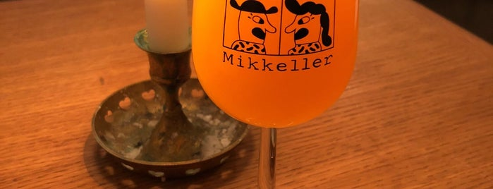 Mikkeller Stockholm is one of Lieux sauvegardés par Zach.