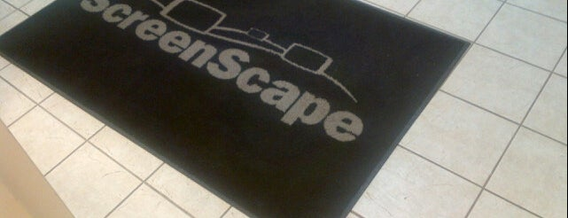 ScreenScape Networks is one of #416by416 4sqDay List 1.