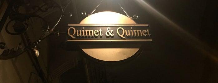 Quimet & Quimet is one of Spain - Summer 2016.