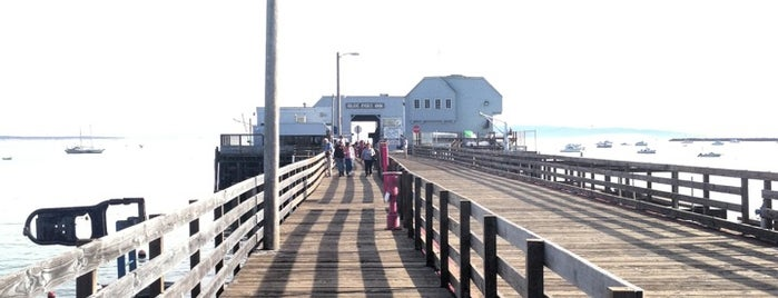 Harford Pier is one of SLO County Top Spots.