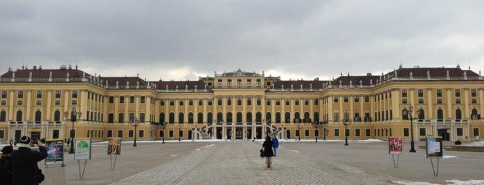 Schloss Schönbrunn is one of The #AmazingRace 23 travel map.