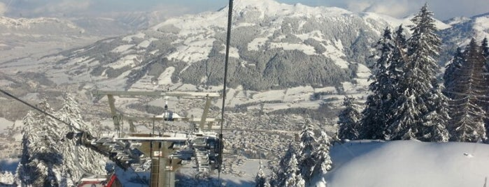 Kitzbühel Ski Area is one of Jeremy 님이 저장한 장소.