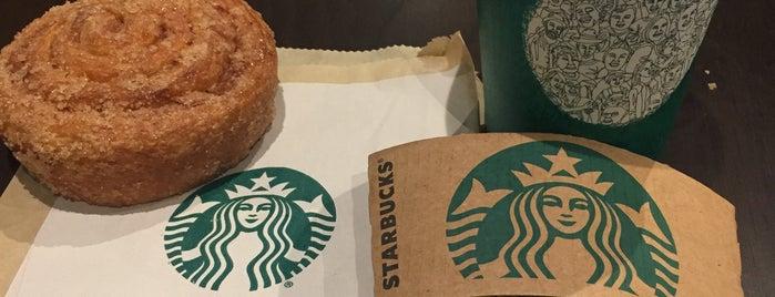 Starbucks is one of Posti che sono piaciuti a Brett.