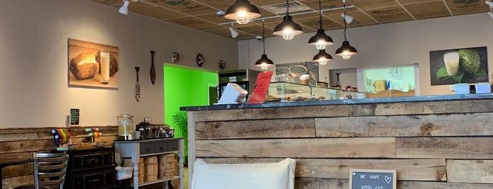 Berritazza Cafe is one of Lieux qui ont plu à Chez.