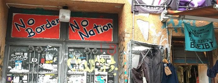 M99 Gemischtwarenladen mit Revolutionsbedarf is one of Lieux qui ont plu à Chez.